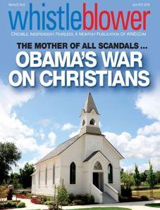 Scandal: Obama's War on Christians